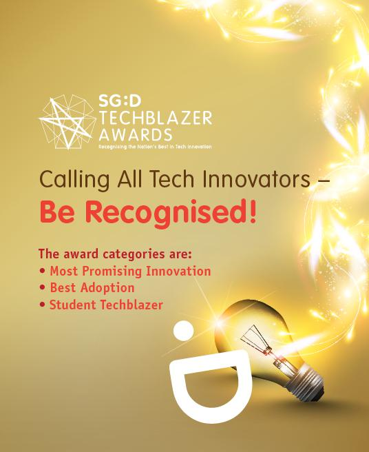 SG:D Techblazer Awards 2020 - Nomination Briefing (1)